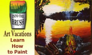 Into The Brush Art Classes With Joe Baltich